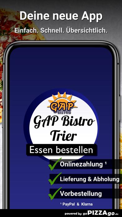 GAP Bistro Trier screenshot 1
