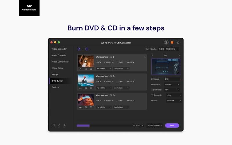 万能视频格式转换器 VideoConverterUltimate