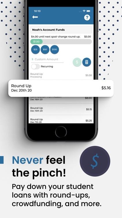 Spair: Conquer Student Loans screenshot-3