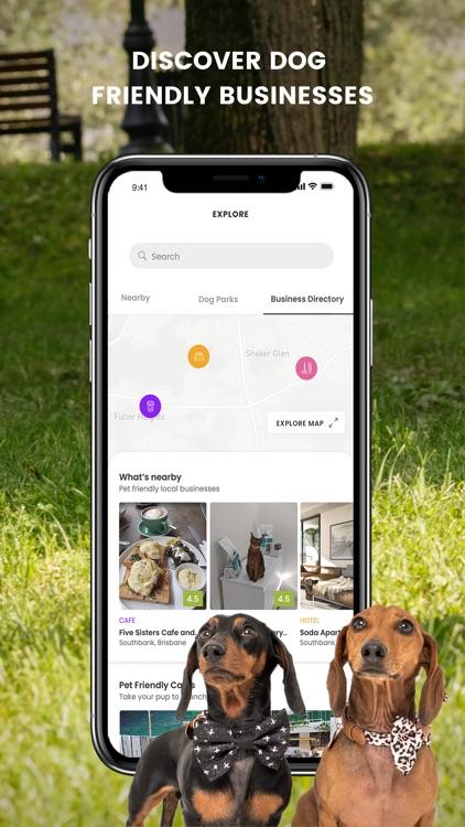 PatchPets - Dog Social Network screenshot-3