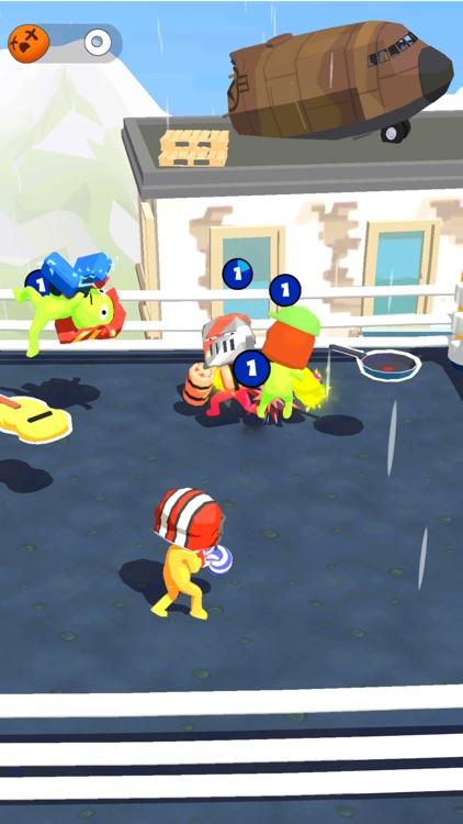 Stickman Boxing Battle 3D screenshot-8