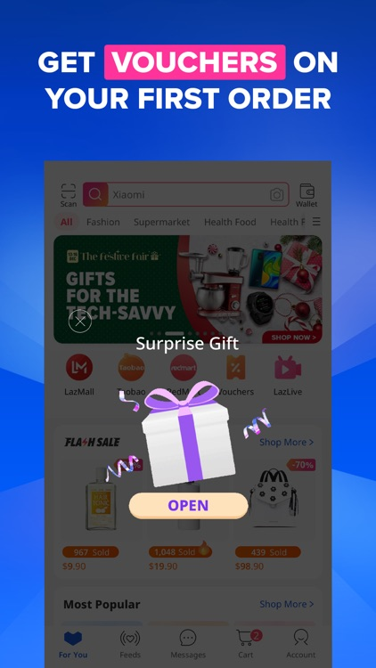 Lazada -#1 Online Shopping App