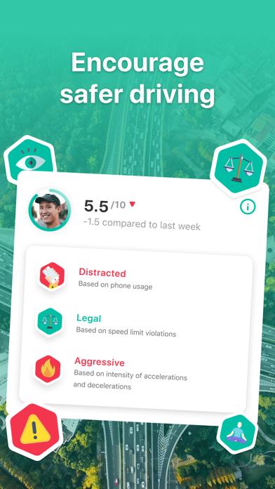 GeoZilla Find My Phone Tracker Screenshot