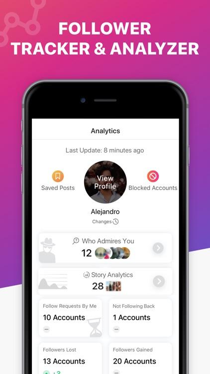 Profile+ Unfollowers Tracker