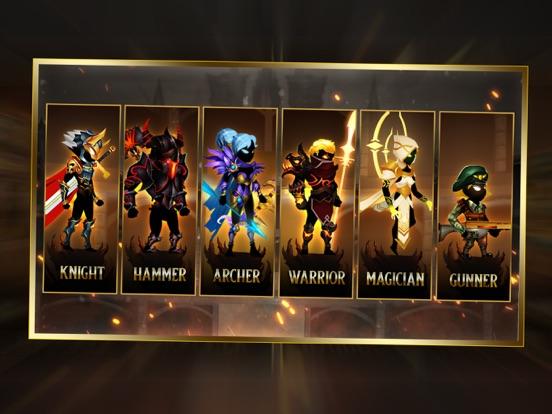 Stickman Legends: Offline Game