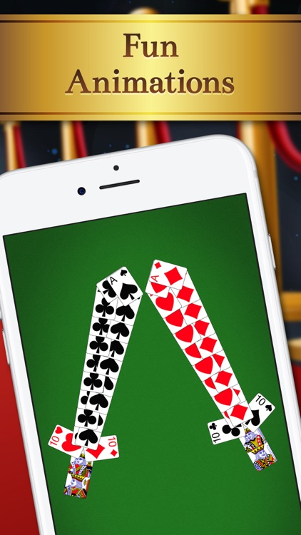 Solitaire by MobilityWare+ screenshot-3
