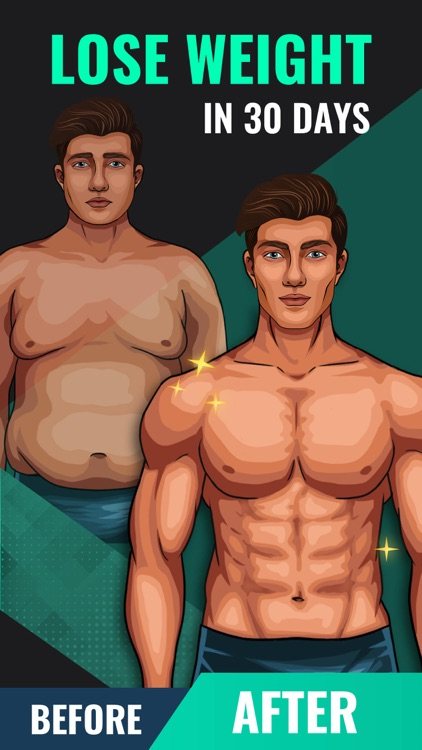Lose Weight for Men at Home