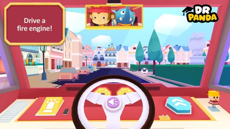 Dr. Panda Firefighters screenshot-3