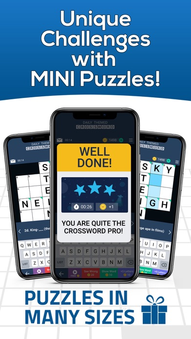 Daily Themed Crossword Puzzles for windows pc