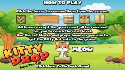 Kitty Drop Cat Save screenshot 8