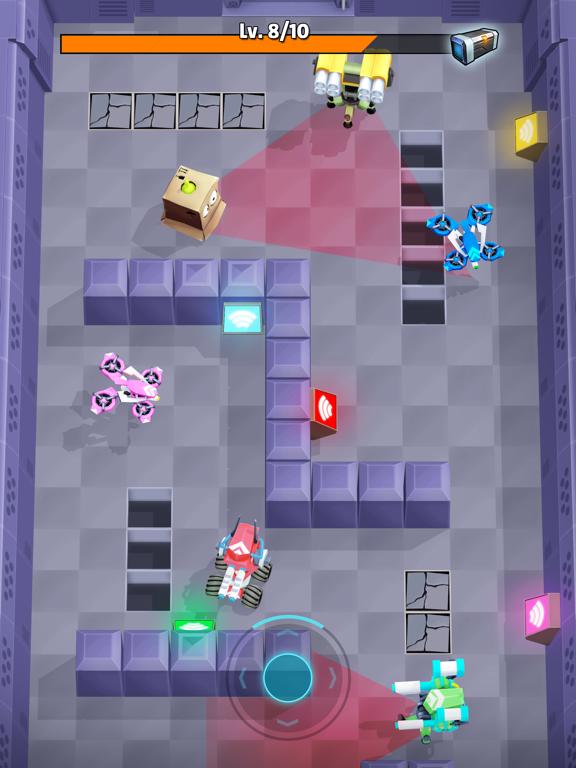CyberNom screenshot 5