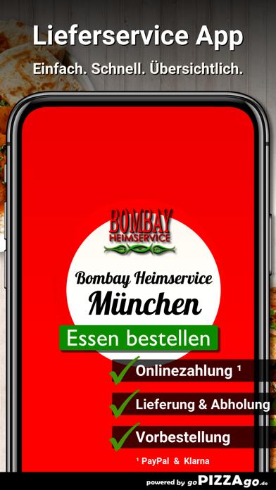 Bombay Heimservice München screenshot 1