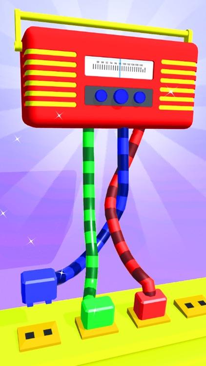 Tangle Master 3D! screenshot-5