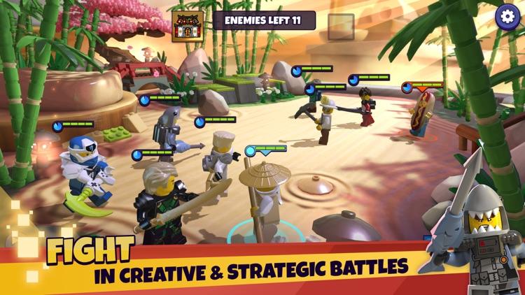 LEGO® Legacy: Heroes Unboxed screenshot-4