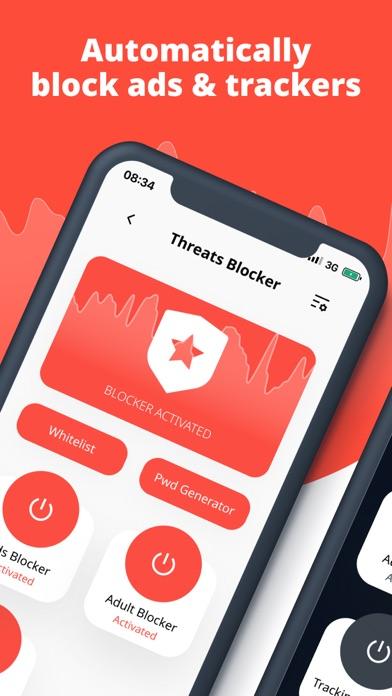 Threats Blocker Screenshot