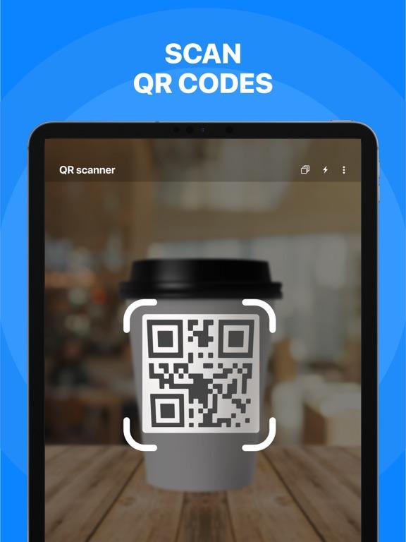QRコード + バーコードリーダーのおすすめ画像1