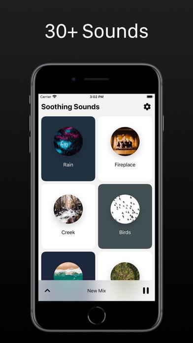 Soothing Sounds: ホワイトノイズのおすすめ画像1