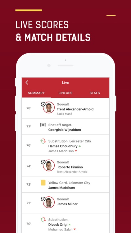 Liverpool Live – Goals & News. screenshot-5