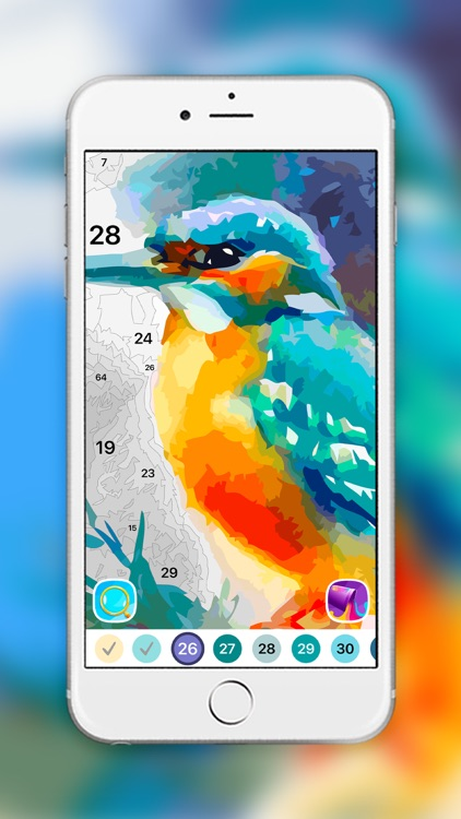 Color by Numbers for Adults screenshot-7