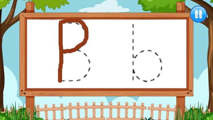 Kindergarden ABC screenshot-4