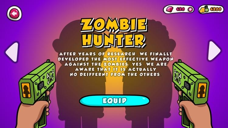 Guns & Zombies screenshot-4