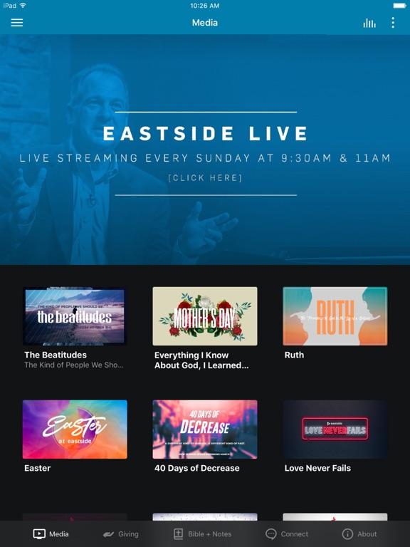 Eastside screenshot 4