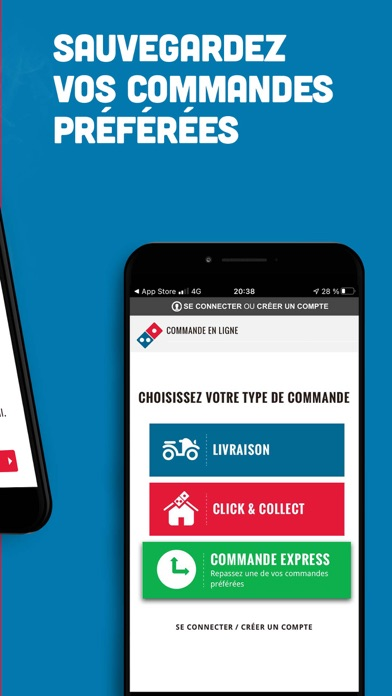 messages.download Domino's Pizza France software