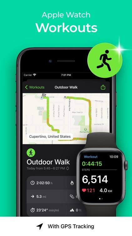 StepsApp Pedometer screenshot-3