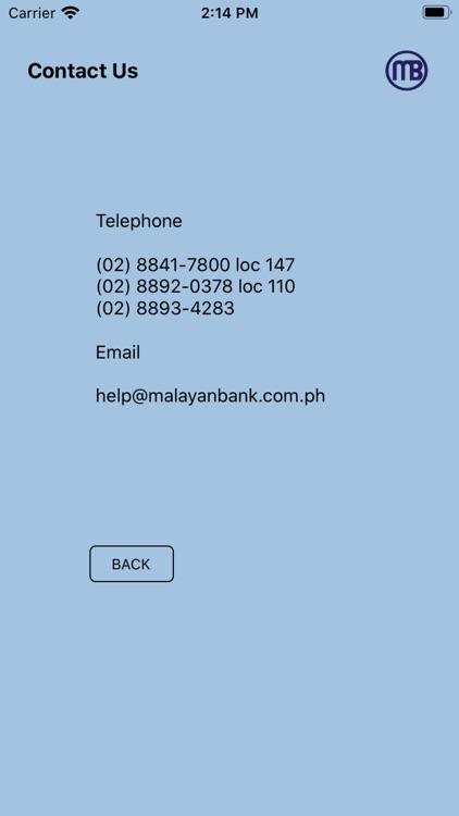 Malayan Bank Mobile Banking screenshot-7