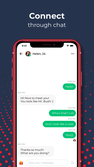 uDates Local Dating: Chat,Date Screenshot