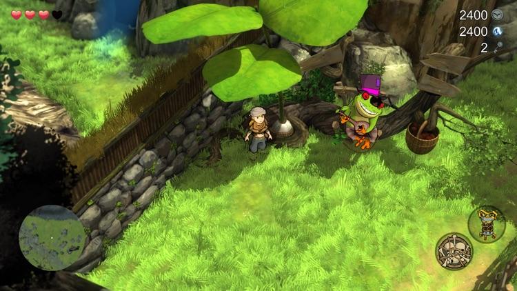Baldo screenshot-4