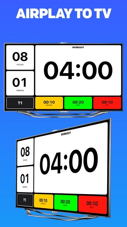 Tabata Pro - Tabata Timer screenshot-7