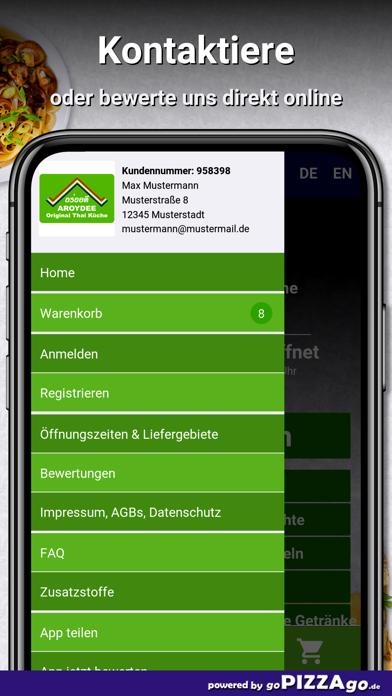 Aroydee Frankfurt am Main screenshot 3