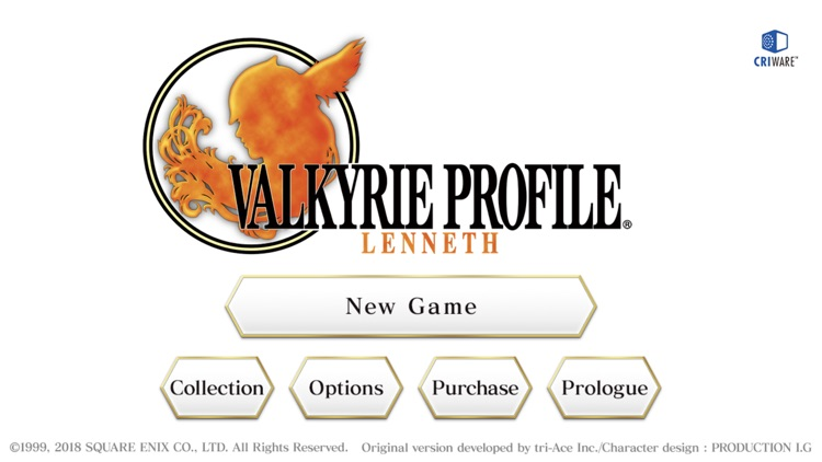 VALKYRIE PROFILE: LENNETH screenshot-0