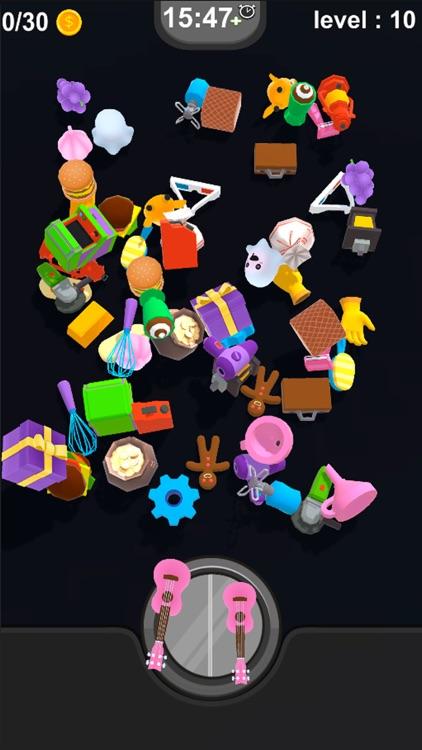 MATCH 3D PUZZLE GAME screenshot-4