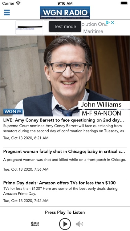 WGN Radio - Chicago's Very Own