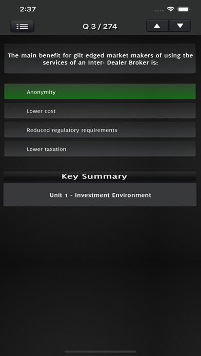 IMC Investment Management Test screenshot 4
