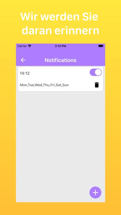 Teilung in 30 Tagen - DehnenScreenshot von 6