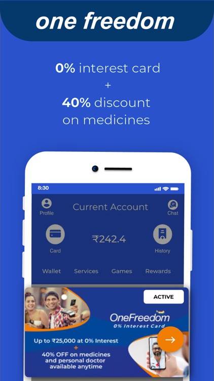 Dhani – Healthcare & Finance screenshot-3