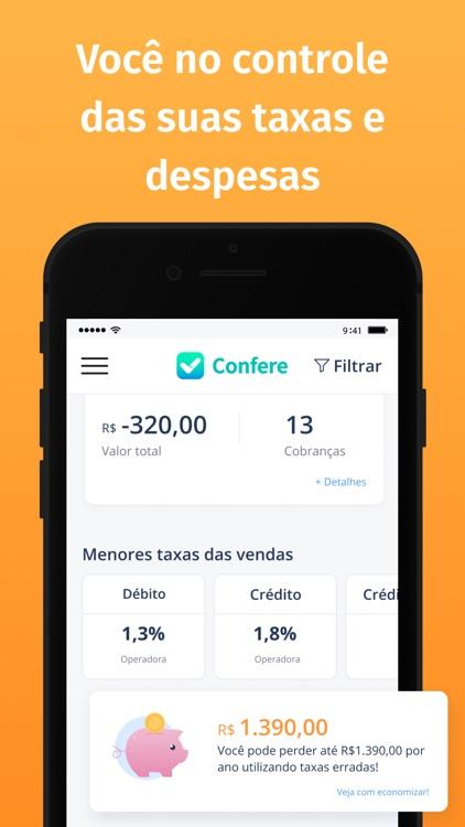 Confere - Conciliação Cartões screenshot-3