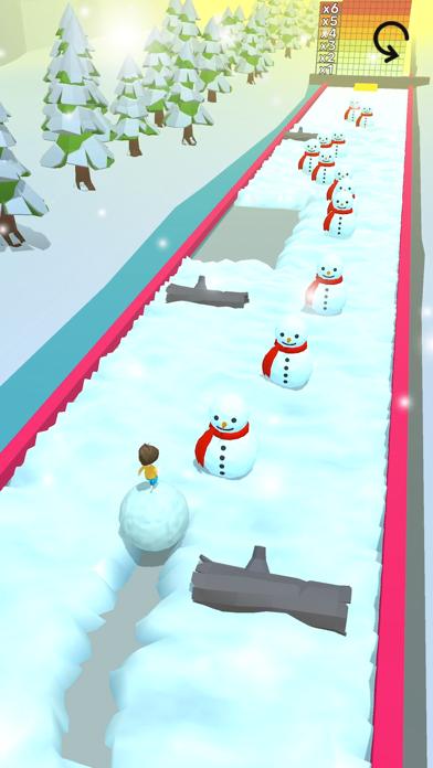 Snow Road screenshot 1