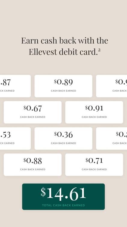 Ellevest: Invest, Bank, Career screenshot-5