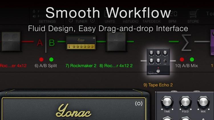 ToneStack PRO Guitar Amps & FX screenshot-6