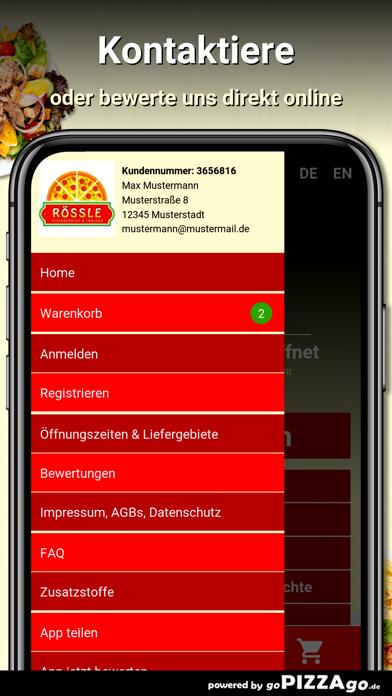 Rössle Reutlingen screenshot 3