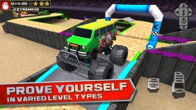 Screenshot from Real Monster Truck Parking