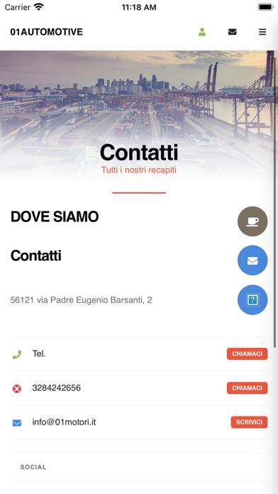 01Automotive Screenshot