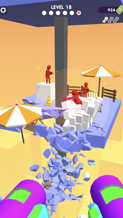 Ground Breaking 3D screenshot 5
