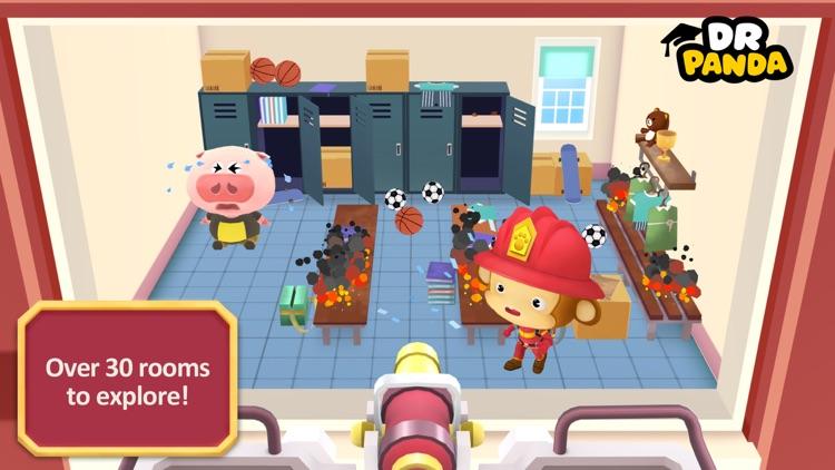 Dr. Panda Firefighters screenshot-4
