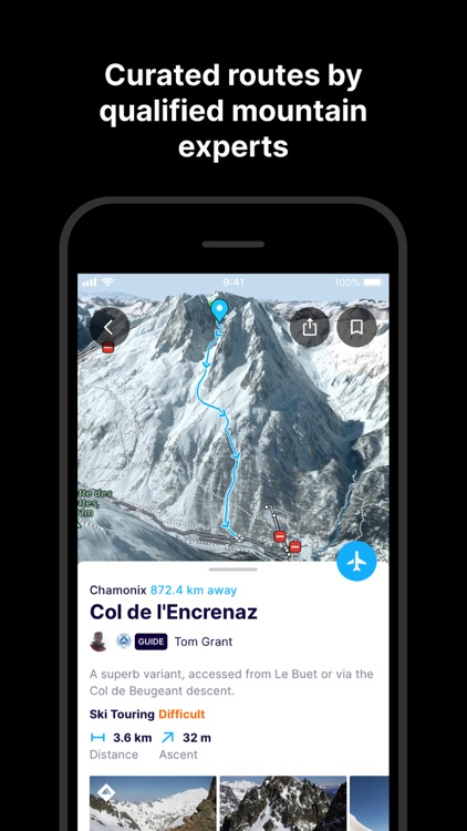 FATMAP: Ski, Hike, Bike Maps screenshot-4