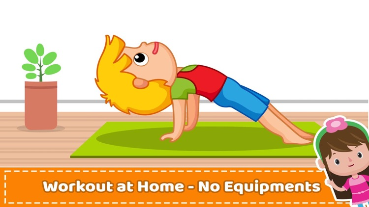 Yoga for Kids and Family screenshot-4